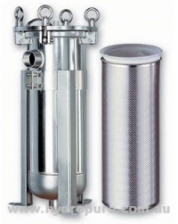 Single Bag Filter Housing :: Swing Bolt