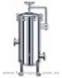 Multi Cartridge Filter  Housing :: Davit Cover