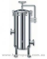 Multi Cartridge Filter  Housing :: Davit Cover