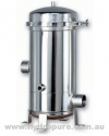 Multi Cartridge Filter Housing :: V Band
