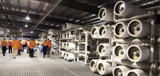 "Desalination System 16"" Vessels Bundamba Australia"