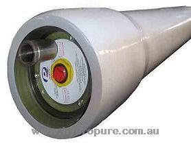 """8"""" Membrane Housing - End Port 1-8 Element 1200 psi"""