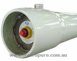 "8"" Membrane Housing - Side Port 1-8 Element 450 psi"