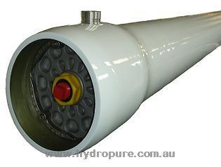 "8"" Membrane Housing - Side Port 1-8 Element 300 psi"