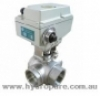 KLD 1500 Series Electric Actuator (stainless 3 way)